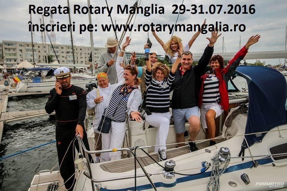 Regata Rotary Mangalia 2016